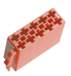 ISO konektor -plastov� kryt ISO 10 pin