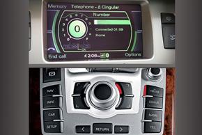 AV adapt�r AUDI navig�cie MMI 2G bez TV tunera