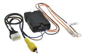 Adapt�r pre OEM parkovaciu kameru SUBARU (15->) so 7''monitorom