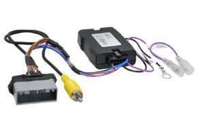 Adapt�r pre OEM parkovaciu kameru Honda CRV, Jazz, HRV (15->)