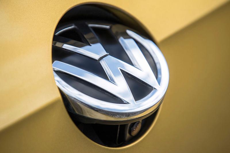 Parkovacia CCD kamera pre VW Golf VII.