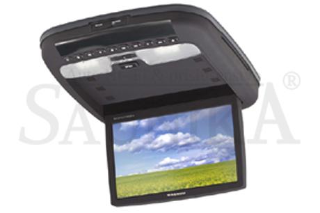 Macrom M-DVD1022RV stropn� monitor s DVD prehr�va�om