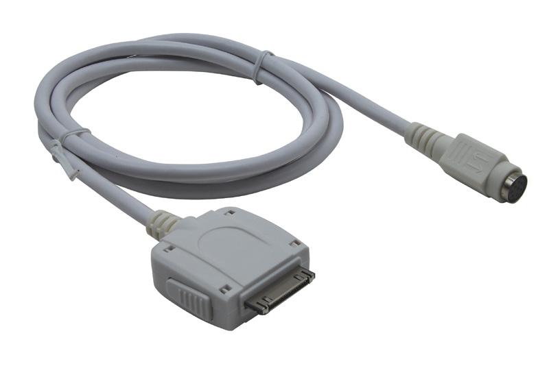 Adapt�ry iPod- pre Macrom M-DVD5562
