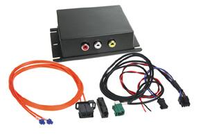 AV adapt�r  AUDI-MMI 3G bez TV tunera