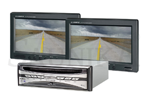 Zostava MACROM M-DVD9902 + 2ks monitorov M-M60C