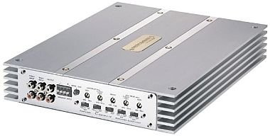 Autosonik AA 445 - 4 kan�l 4 x 80W