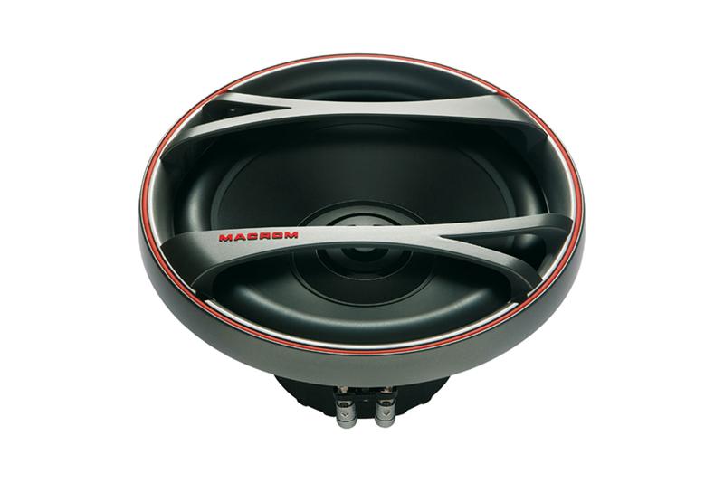 MACROM  M1SW.1044 subwoofer 25cm, 1200 W