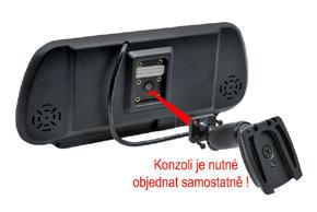 Monitor BK-073MA  v univerz�lnom sp�tnom zrkadle