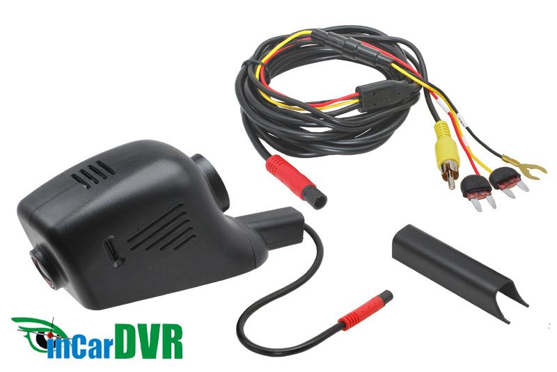 InCar DVR z�znamov� kamera Hyundai, Kia, Toyota