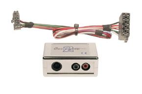 AUX vstup adapt�r pre autor�di� VW - PASSAT