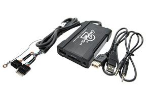 USB adapt�r VW / �KODA / SEAT / AUDI