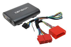 Adapt�r Lite 3BT - vstup pre iPod-USB-AUX-Bluetooth pre AUDI