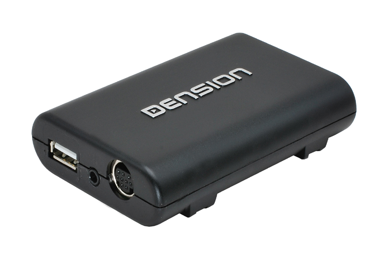 Dension 300 iPOD/USB/AUX vstup Peugeot / Citroen