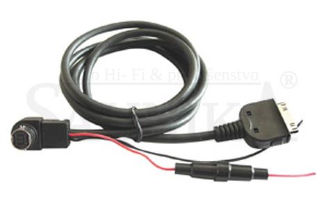 Adapt�ry iPod-OEM autor�di�-BMW s Fakra konektorom