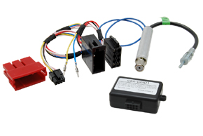 ISO adapt�r + CAN-Bus modul Audi