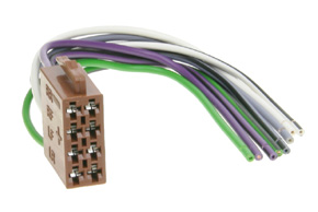 ISO konektor auto - reproduktorov�  �as�