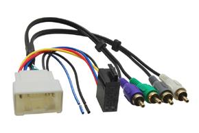 Adapt�r pre akt�vny audio syst�m Toyota (99->)