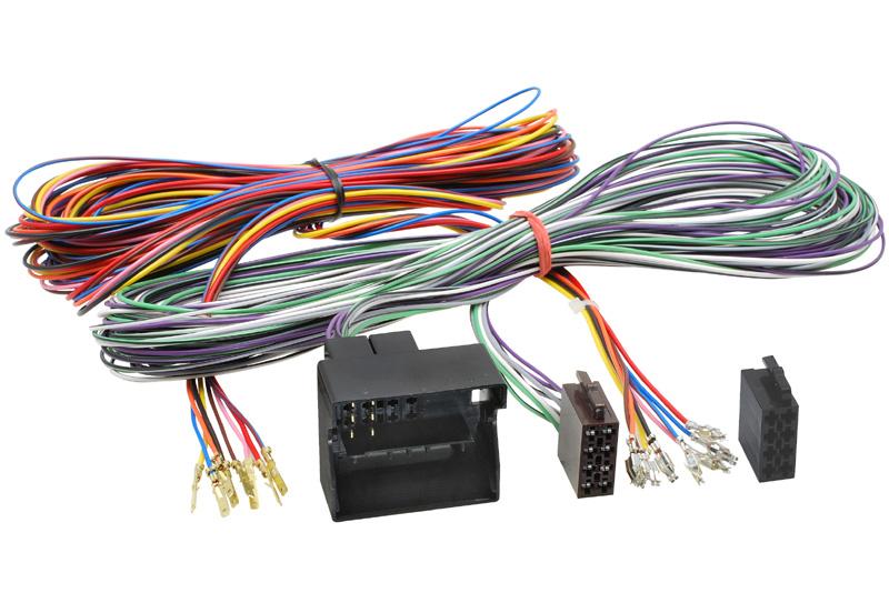 Adapt�r pre akt�vny audio syst�m FAKRA - ISO 5m
