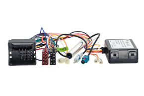 ISO adapt�r + CAN-Bus modul CITROEN / PEUGEOT / FIAT