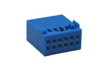 FAKRA konektor VW / �koda 2011-modr� 12 pin