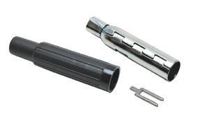 Ant�nny konektor DIN samica /letovacia/