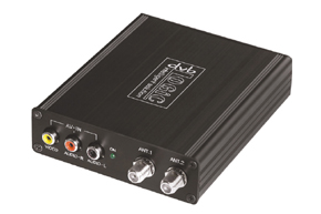 Digit�lny TV tuner Logic -  integrovan� DVB-T tuner pre BMW
