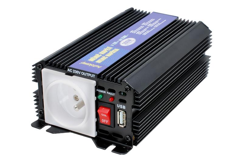 Meni� nap�tia SP-324 z 24V / 220V / 300W + USB z�suvka