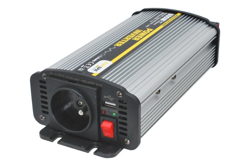 Meni� nap�tia ASP 600 - 12V / 220V / 600W
