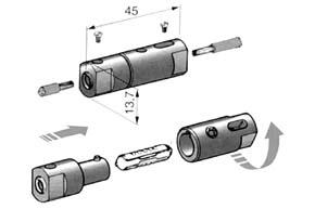 Poistkov� p�zdro - trubi�kov� plastov� poistka
