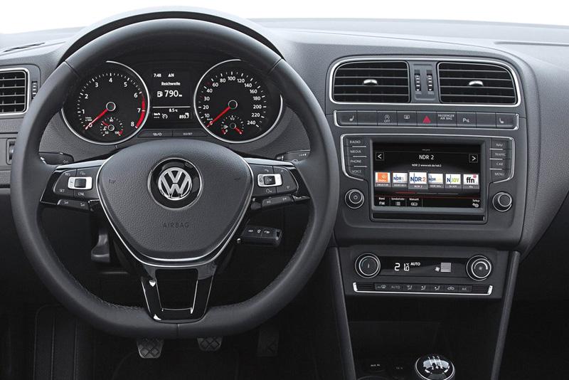 In�tal. sada 2DIN autor�dia pre VW Polo VIII. (14->)
