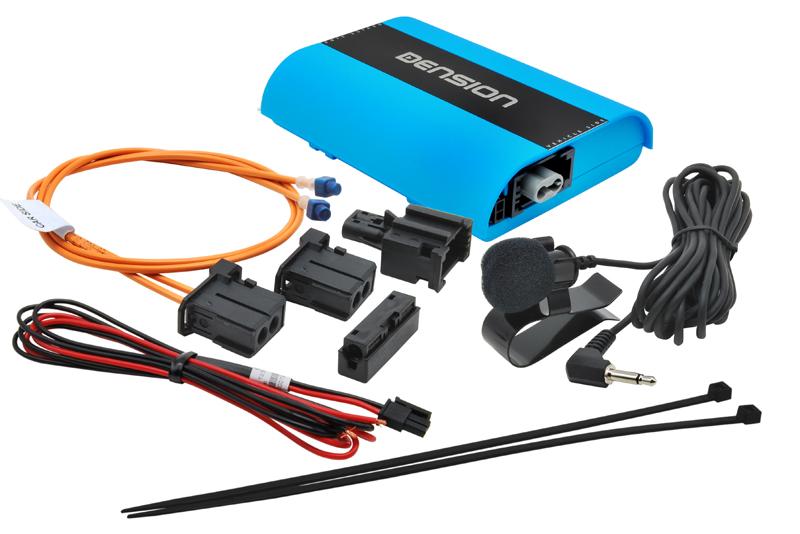 Adapt�r Dension BLUEWAY - bluetooth hands free pre �koda-VW-Seat