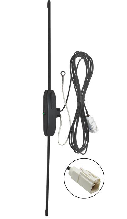 Vn�torn� ant�na Calearo 30 cm - FAKRA konektor