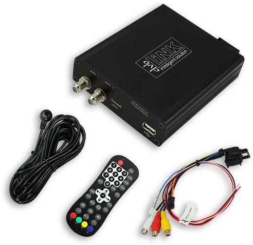 Digit�lny TV tuner DVB-LINK + USB prehr�va�