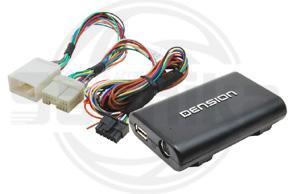 Adapt�r Dension Lite 3 iPod-USB-AUX vstup pre HONDA