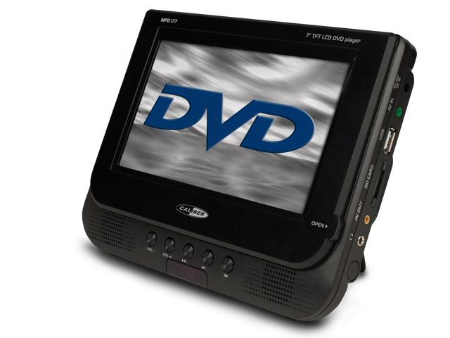 Monitor Caliber MPD177 s DVD prehr�va�om