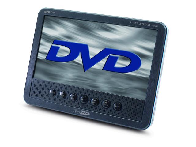 Monitor Caliber MPD178 s DVD prehr�va�om