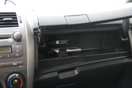 Adaptér Lite 3BT - vstup pre iPod-USB-AUX-Bluetooth pre BMW old