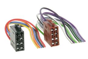ISO konektor univerzálny reproduktory + napajanie