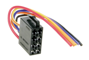 ISO konektor auto-napájacia èas�