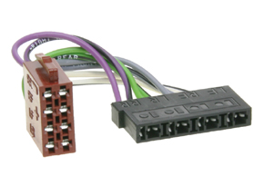 ISO konektor DIN-ISO repro