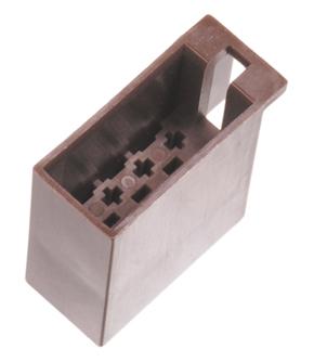 ISO konektor -plastový kryt ISO repro
