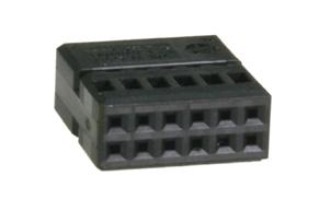 FAKRA konektor plast. kryt 12 pinový.