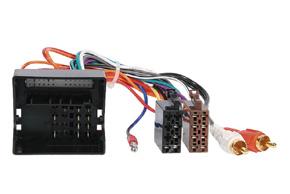 Adaptér pre aktívny audio systém-AUDI / VW / SEAT / ŠKODA poloaktívny systém