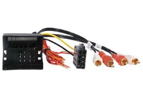 Adaptér pre aktívny audio systém-AUDI / VW / SEAT / ŠKODA  s Bose