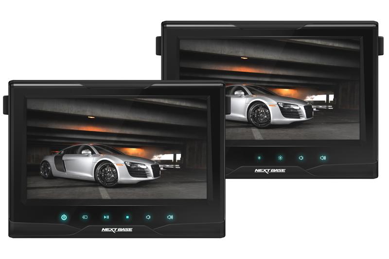 """NEXT BASE Duo Cinema - 10,2 """" monitory na opierku"""