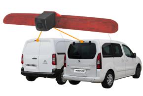 Parkovacia CCD kamera pre CITROEN Berlingo II. / PEUGEOT Partner II.