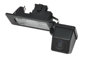 Parkovacia CCD kamera pre Audi A4 / Q5 / A5 / TT
