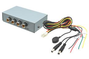 CM-002 modul pre prednú + zadnú kameru