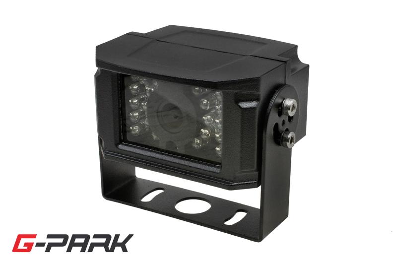 CCD zadná parkovacia kamera - univerzálna / 4-pinový konektor
