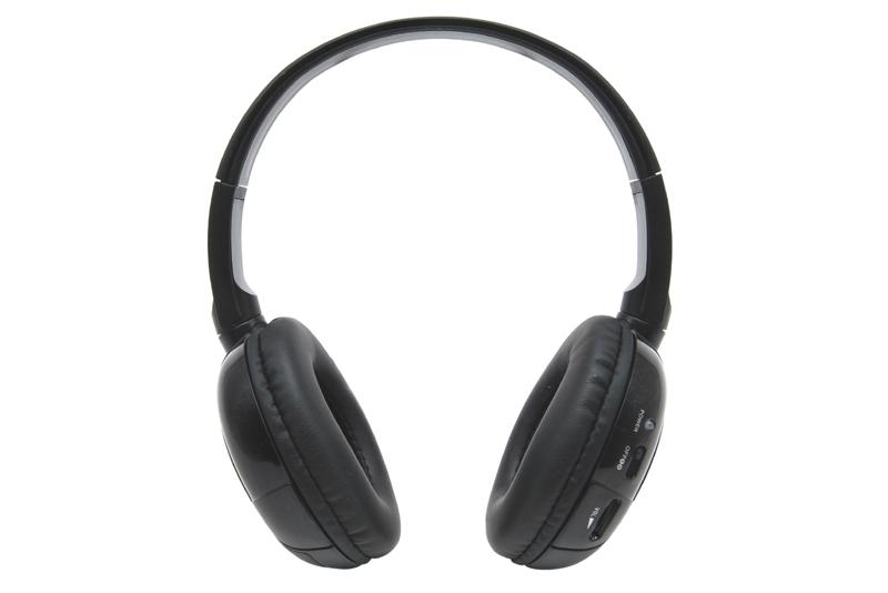 Macrom M-HP22 bezdrátové sluchátka - dvojkanálové